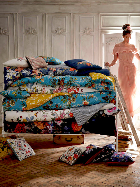 Set Duvet Leighton Azul