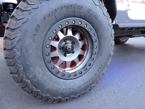 Jeep Offroad Wheels