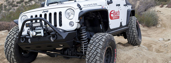 Jeep JK Suspension Upgrades