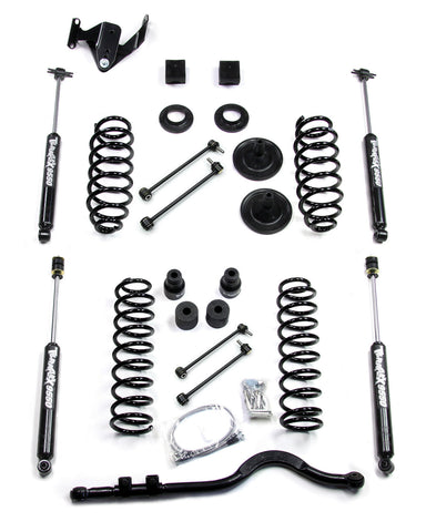 "Teraflex Jeep JK 4 Door 3"" Lift Kit w/ 9550 Shocks & Trackbar  #1251220"