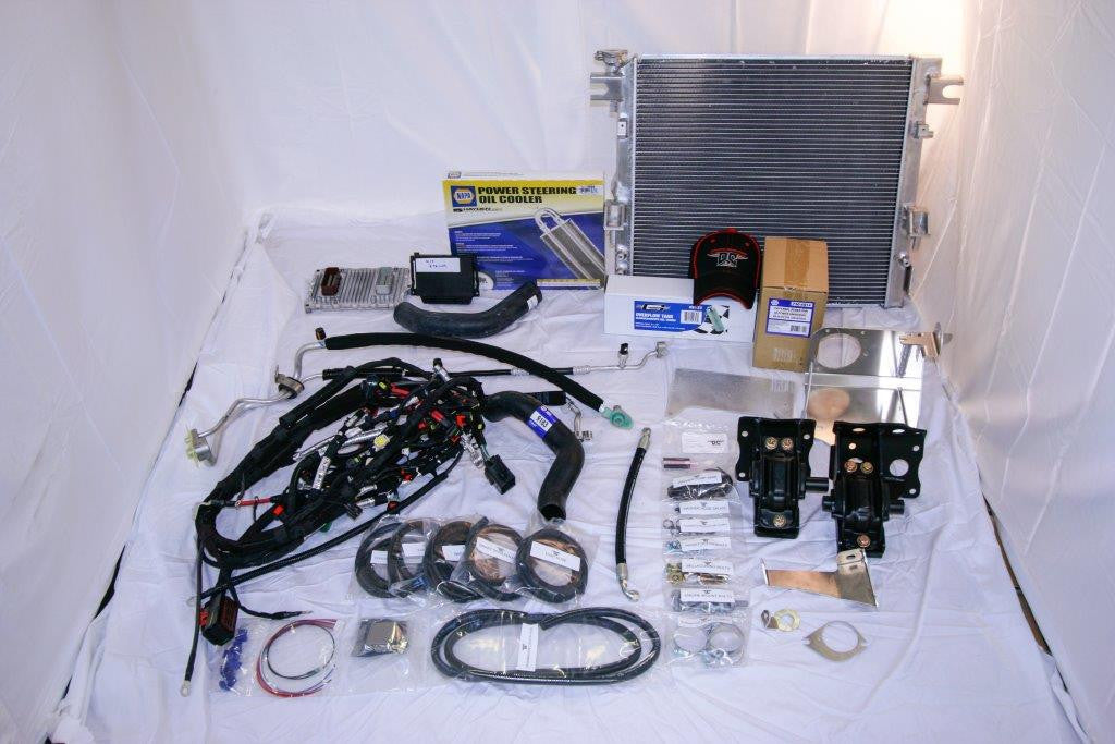 2012 And Newer Jeep Jk Hemi Diy Conversion Kit  For 5 7  6