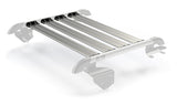 2- or 4-Door TeraFlex JK Nebo Roof Rack Cargo Slat Kit - Silver