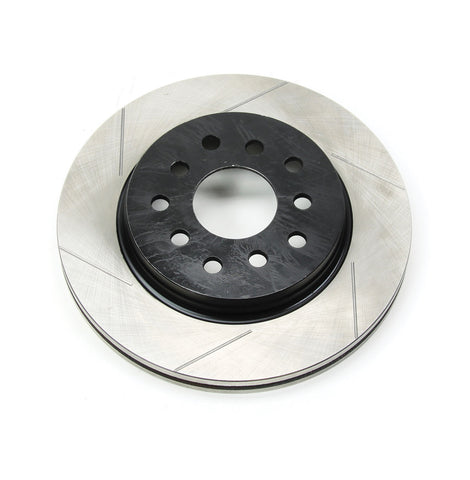 JK Front Big Brake Slotted Rotor - Passenger