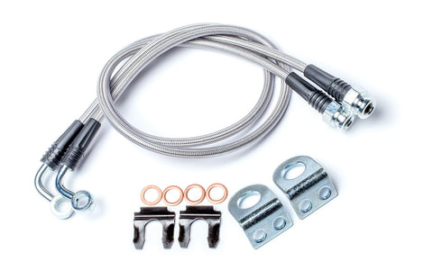 "Teraflex Jeep JK Rear Brake Line Kit - 30""  #4350310"