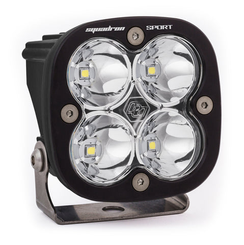 Baja Designs Squadron Sport LED Light - Black  #550001