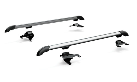 2- or 4-Door TeraFlex JK Nebo Roof Rack - Silver