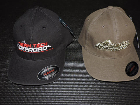 TTO .....  Flex Fit Hats - Olive Drab or Black   FREE POSTER ($7.50) **** FREE SHIPPING  ****