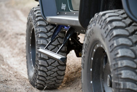 ROCK SLIDE ENGINEERING '07-'15 JK STEP-SLIDER