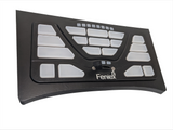 Chevrolet Colorado Full Face Plate For Lower Cubby Fits Feniex 4200 Switch Panel