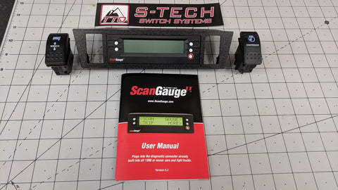 SCAN GAUGE <br> CUSTOM HOUSING  <br>Fits Toyota Tacoma  05-20