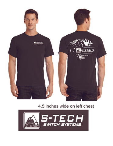 S-TECH Switch Systems T-Shirt