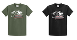 Team Tech Offroad .....  T-Shirts - Olive Drab or Black   *****  FREE SHIPPING  ****