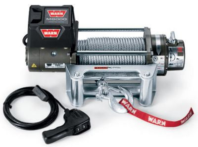 WARN M8000 SELF RECOVERY WINCH - 26502