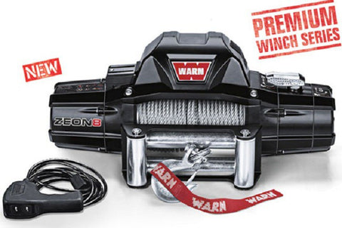 WARN ZEON 8 WINCH - 88980