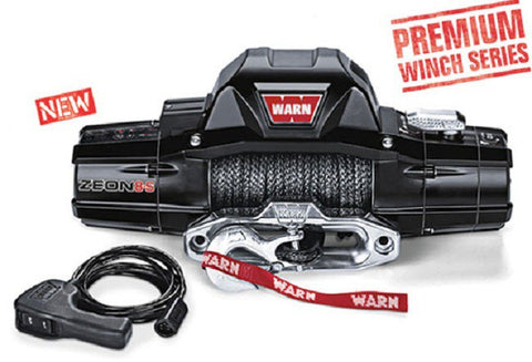 WARN ZEON 8-S WINCH -  #TTO-WARN-89305