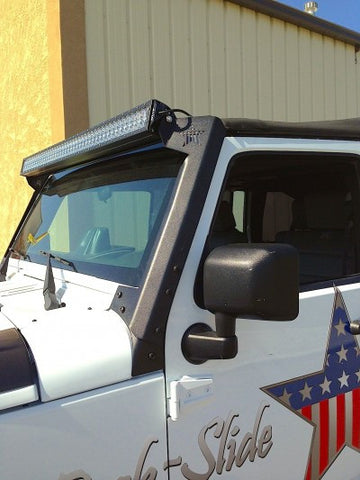 JEEP 50″ LIGHT BAR BRACKET