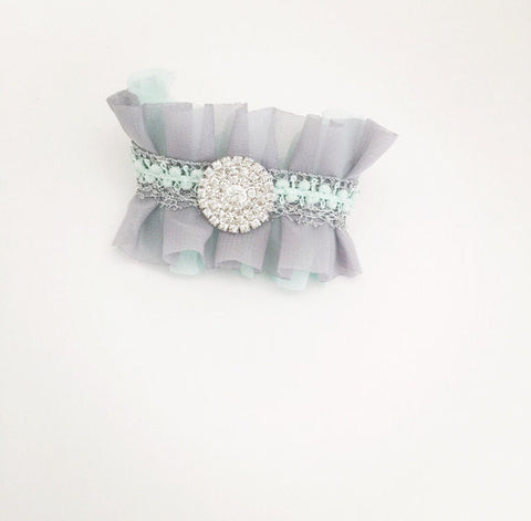 Winter's Mint Cuff