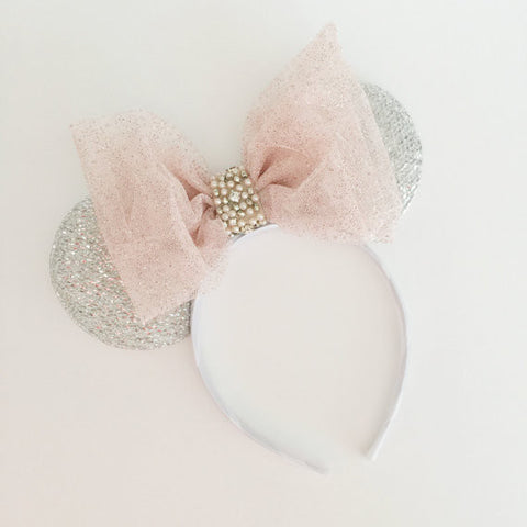 Tulle Bow Mouse Ears