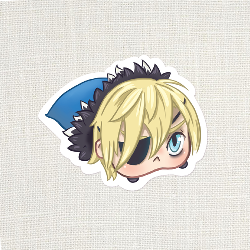 FE3H Slug Dimitri Sticker
