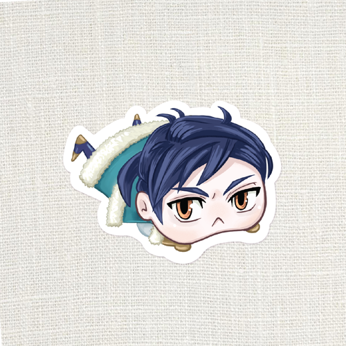 FE3H Slug Felix Sticker