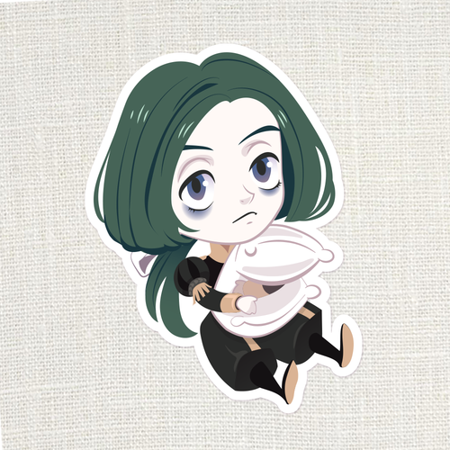 FE3H Linhardt Sticker