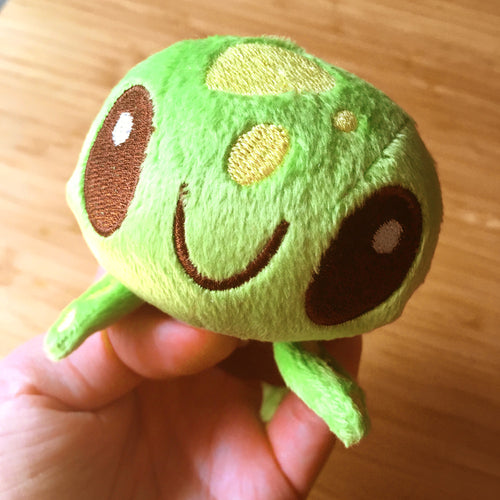 Mini Mint Chocoturtle Plush