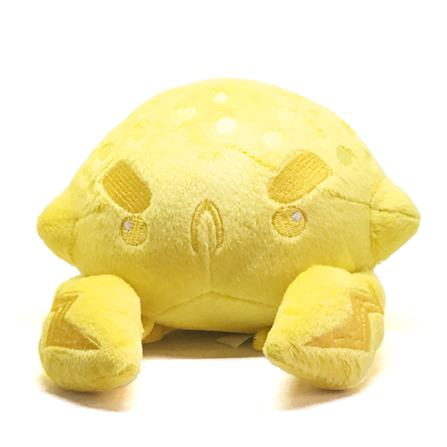 Lemon Crab Plush Toy
