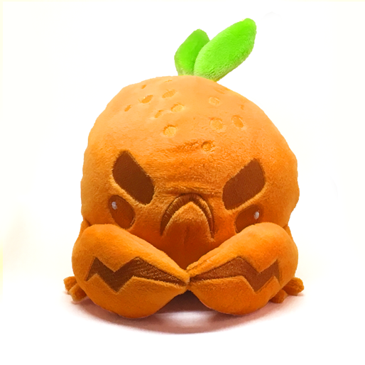 Orange Crab Plush