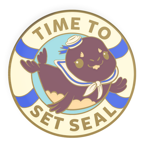 Time To Set Seal Pin