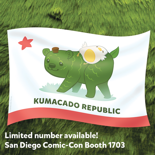 Kumacado Flag