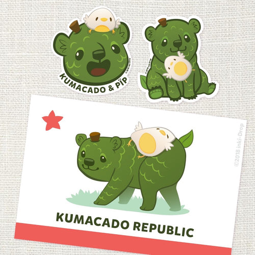 Kumacado Mini Print