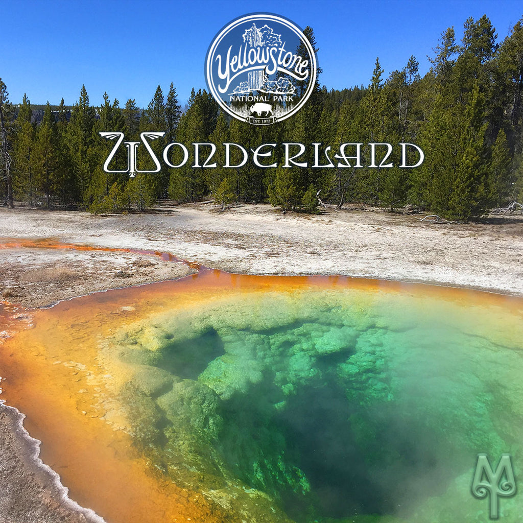 Visiting Yellowstone's Wonderland