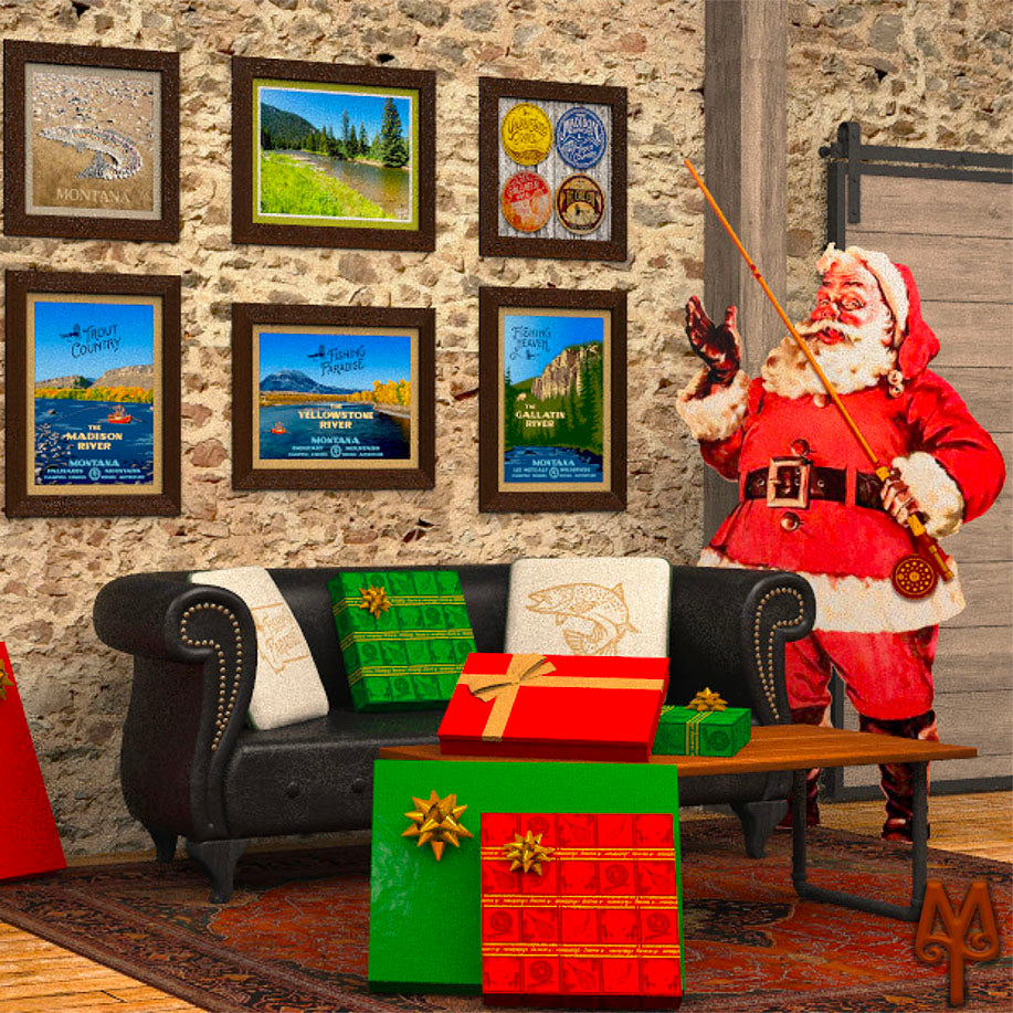 2018 Holidays Fly Fishing Gift Ideas