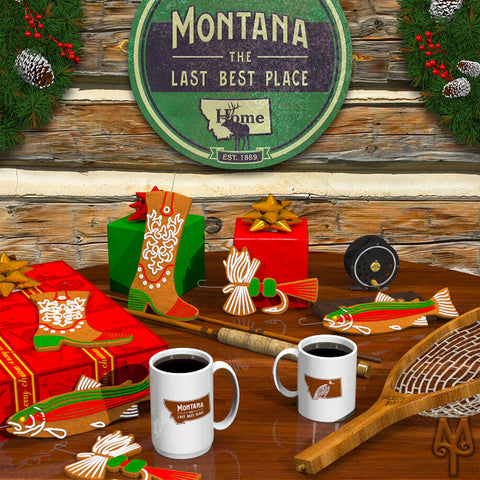 Shop The Last Best Place Collection by Montana Treasures