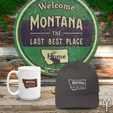 Shop the Montana The Last Best Place Collection by Montana Treasures