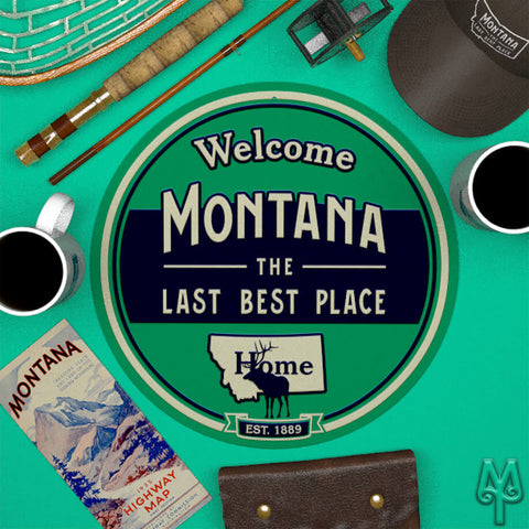 Shop Montana themed wall signs by Montana Treasures