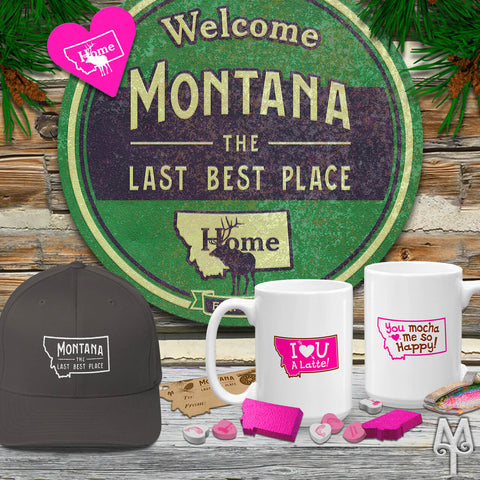 Montana Valentine's Day Gift Ideas from Montana Treasures