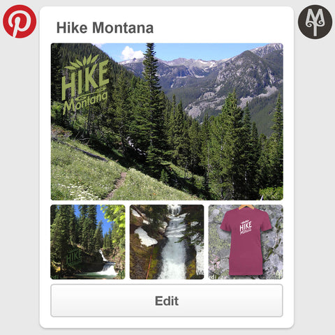 Montana Treasures Pinterest Boards