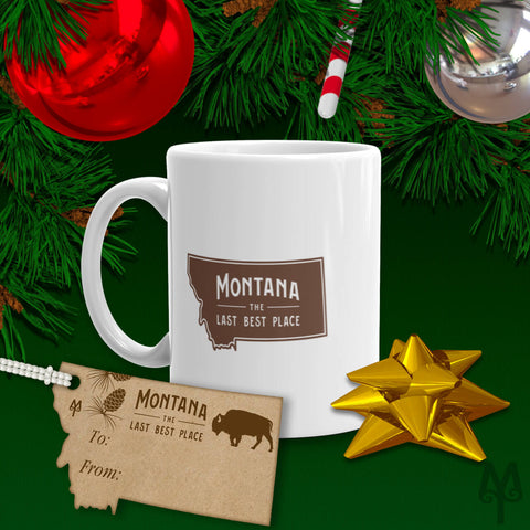 Montana Treasures Coffee Mugs as Holiday Gifts and Stocking Stuffers