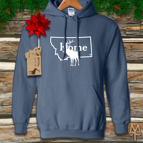 Montana themed, fly fishing, and National Parks hoodie sweatshirts