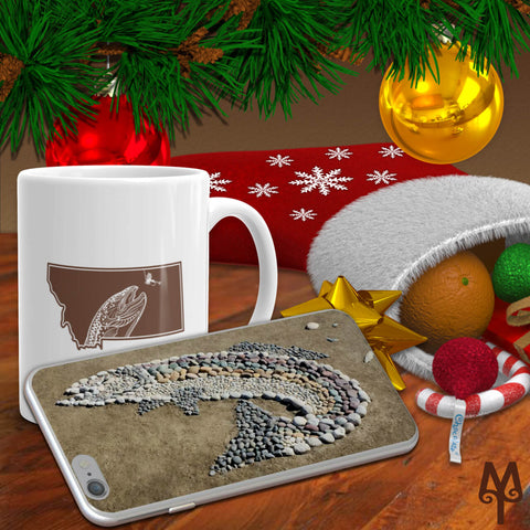 Montana Treasures Fly Fishing Themed Holidays Stocking Stuffers