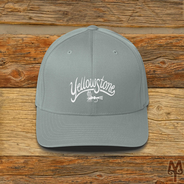 Yellowstone River, Fly Fishing Ball Cap