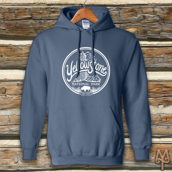 Old Faithful, Hoodie Sweatshirt