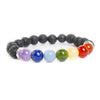 10 mm Lava Bead iPEC Energy Level Bracelet