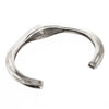 'Etta' Sterling Silver Cuff (Hollow)