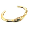 'Etta' Bronze Cuff (Hollow)