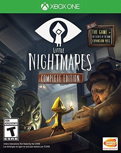 Little Nightmares: Complete Edition Xbox One