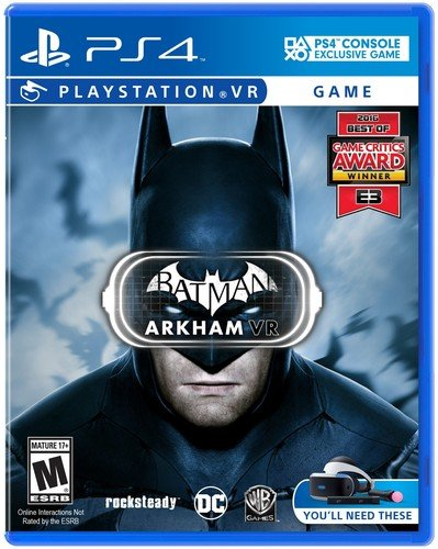 Batman: Arkham PS4 VR