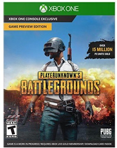 PlayerUnknown's Battlegrounds - Game Preview Edition Xbox One
