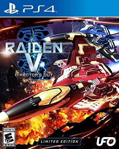 Raiden V: Director's Cut Limited Edition PS4